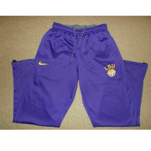 Nike Therma Fit LSU Tigers Sweat Pants